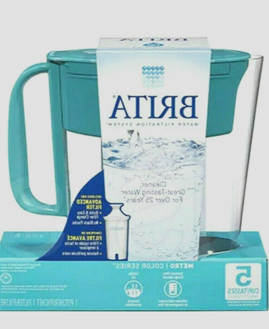 small 5 cup metro water pitcher