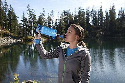 Sawyer Mini Water Filtration Blue