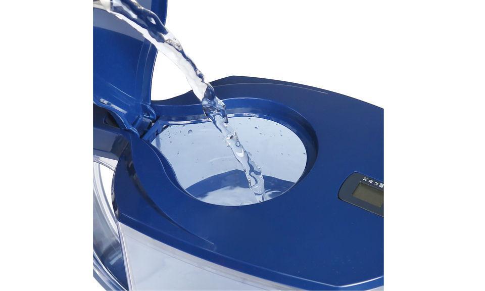 4 Liters Water Blue
