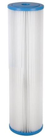 """Hydronix SPC-45-2050 Polyester Pleated Filter 4.5"""" OD X 20"""""""