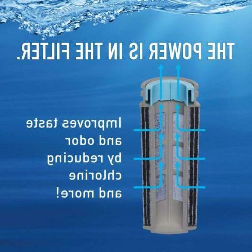 Brita Stream Pitcher Replacement BPA Free –