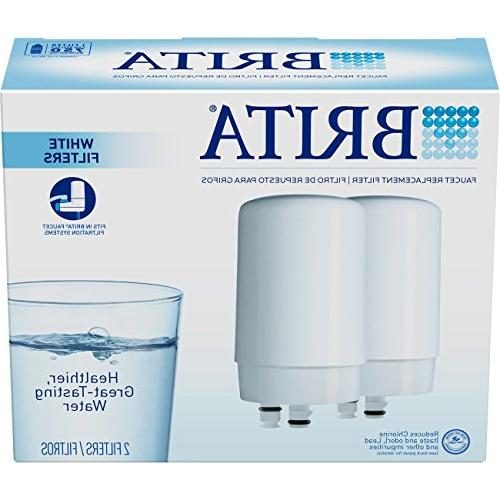 Brita On Water Filter System Replacement Filters, 2