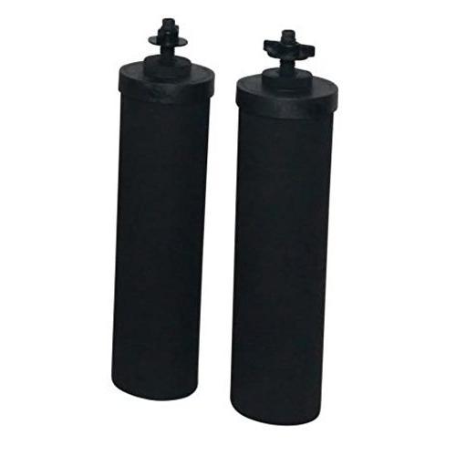Premium Berkey Filter Bundled Black Berkey 2 and