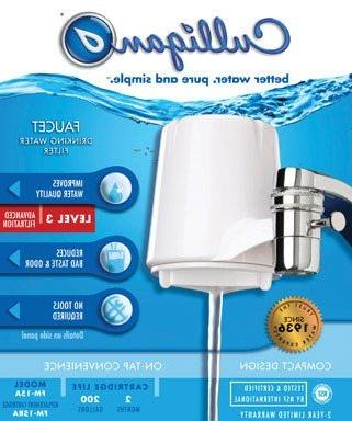 water filter faucet mount fm