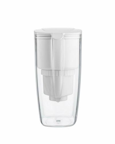 Aquagear Water Filter Pitcher Fluoride Lead Chromium-6 BPA-Free