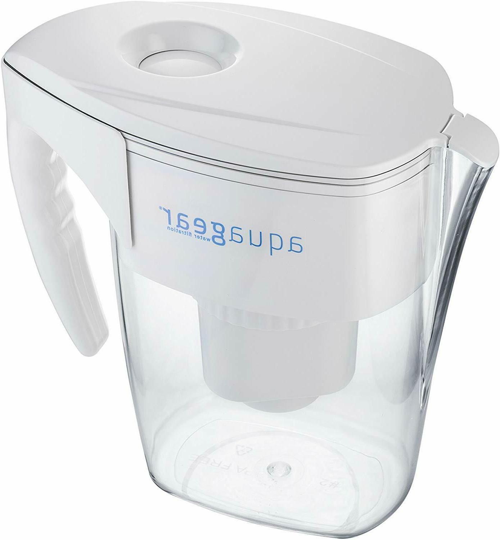 Water Filter Fluoride 6 Filter BPA Free