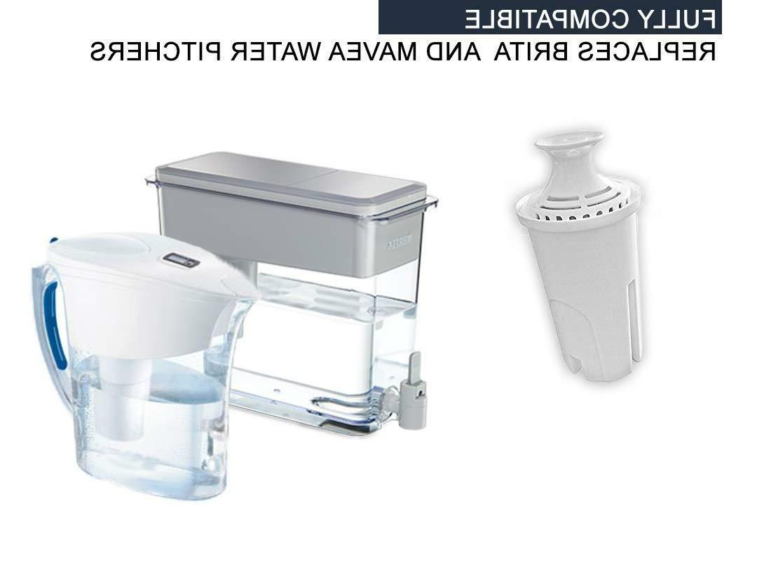 GoldTone Filters Brita Mavea Filters
