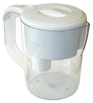 DUPONT WFPT100 Water Filter Pitcher System, 100 F