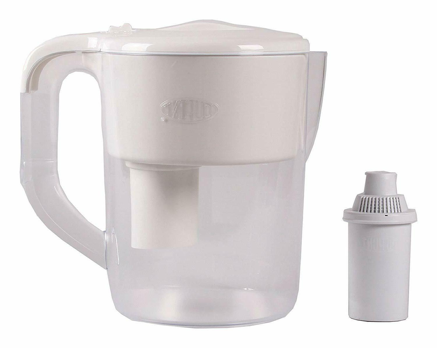 wfpt100 water filter pitcher system