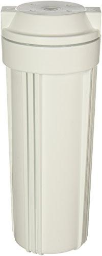"""White filter housing sump for reverse osmosis 10"""" RO caniste"""