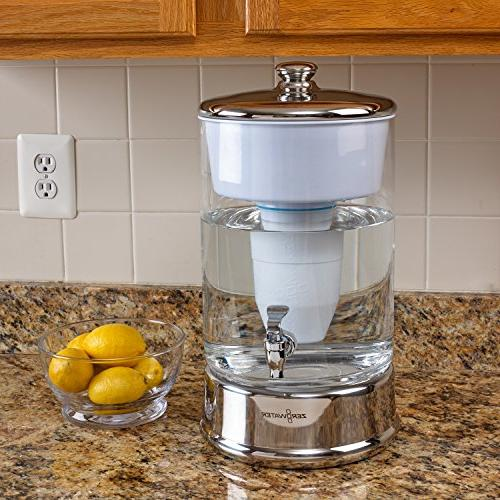ZeroWater Glass BPA-Free with Free Water Metals