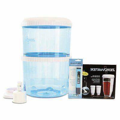 ZeroWater ZJ-20 Bottle Filtration System
