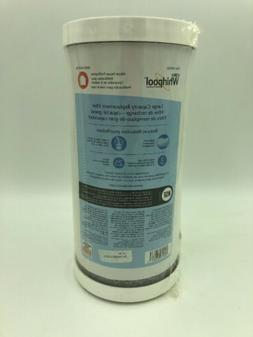 WHIRLPOOL Large Capacity Whole House Replacement Water Filte