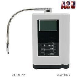 LCD Touch Water Ionizer Machine Alkaline Ionizer Alkaline Ac