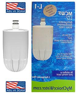 LG LT500P/5231JA2002A Replacement Custom Water Filter by My