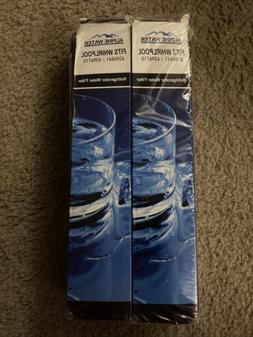 Lot of 2 Alpine Water Fridge Water Filter Fits Whirlpool 439