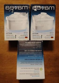 lot of 3 maxtra replacement water filters