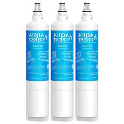 AQUACREST Refrigerator Water Filter, Compatible with LG LT60