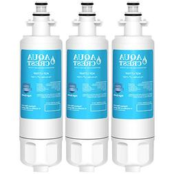 AQUACREST Refrigerator Water Filter, Compatible with LG LT70