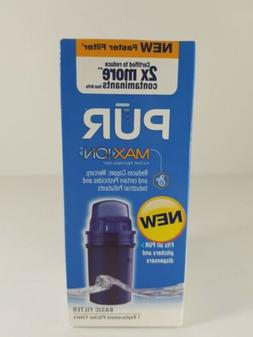 Pur Maxion Replacement Water Pitcher and Dispenser Filter PP