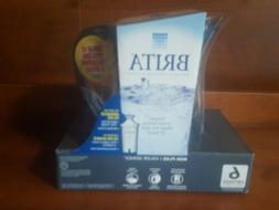 Brita Mini Plus Water Filtration Pitcher 6-Cup  - Filter inc