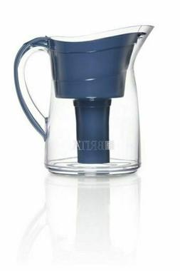 Brita Mini Plus Water Filtration Pitcher 6 cup Charcoal Grey