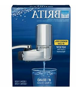 New Brita 35214 Classic on Tap White Faucet Mount Filtration