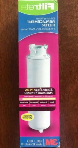 NEW 3M Filtrete 4US-MAXL-F01 Replacement Water Filter Maximu