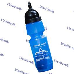 New Genuine SPORT BERKEY Water Bottle w/ Filter - Free Shipp