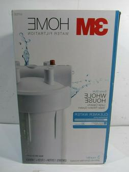 NEW 3M Home Whole House Large Capacity Water Filtration Syst