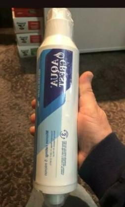 New AQUA CREST outdoor Inline Water Filter