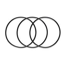 "iSpring O-Ring for 10"" Water Filter Housing Sump Oring Set o"