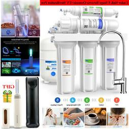 75GPD 5-Stage Under Sink Reverse Osmosis Purifier Drinking W