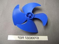 Whirlpool Part Number 67006337: Blade. Fan