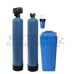 Pentair Whole House Water Filter System & Salt Softener  - K