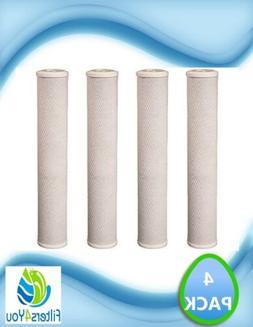 Pentek C1-20 5 Micron Standard 20 x 2.5 Inch Carbon Water Fi