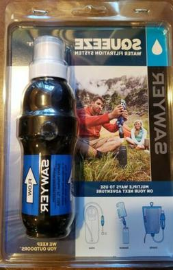 Sawyer Products PointOne Squeeze Water Filter System Persona