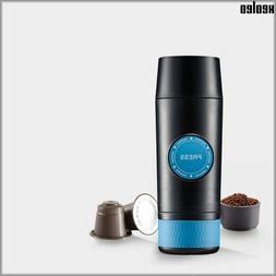 Portable Espresso Mini Coffee Maker Manual Small Handheld Ma