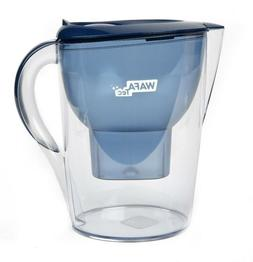 WAFATEC Portable Water Pitcher Filter 10 Cup Capacity BPA Fr