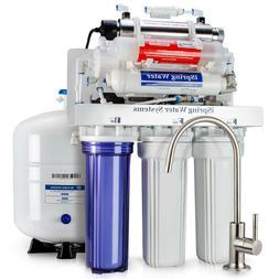 iSpring #RCC1UP-AK 7-Stage 100 GPD Reverse Osmosis Water Fil