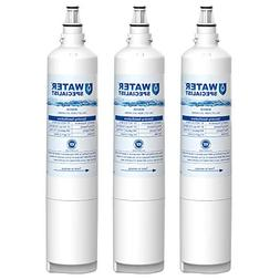 Waterspecialist Refrigerator Water Filter, Replacement for L