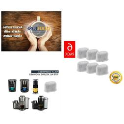 Replacement Charcoal Water Filter Filter Cartridges Espresso