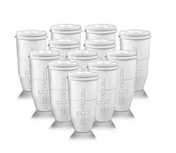 ZeroWater 12-Pack Replacement Water Filters 5-Stage Dual Ion