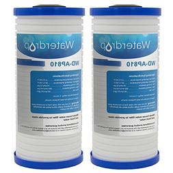 Waterdrop Replacement Whole House Water Filter, Compatible w