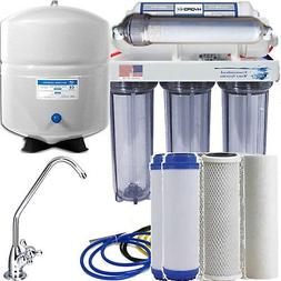 REVERSE OSMOSIS ALKALINE REMINERALIZER WATER FILTER SYSTEM