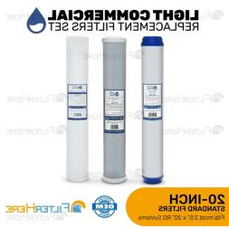 """Reverse Osmosis Light Commercial Replacement Filter 2.5"""" x 2"""