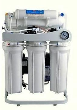 PREMIER REVERSE OSMOSIS WATER SYSTEM 75 GPD WITH BOOSTER PUM