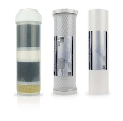 APEX RF-2031 Lead Removal KDF 55 Ion Resin Water Filter Repl