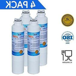 ICEPURE Refrigerator Water Filter, Compatible with Samsung D