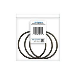 """APEC Water Systems Set 3 Pcs 3.5"""" O.D. Replacement O-Ring fo"""